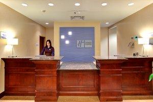 Lobby - Holiday Inn Express Hotel & Suites Brockville