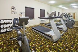 Fitness/ Exercise Room - Holiday Inn Express Hotel & Suites Marina Marathon