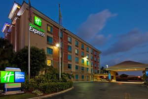 Exterior view - Holiday Inn Express Convention Fort Lauderdale