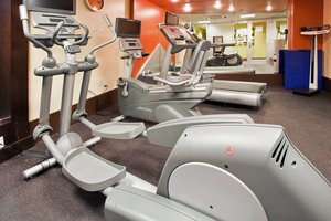 Fitness/ Exercise Room - Holiday Inn Express Convention Fort Lauderdale