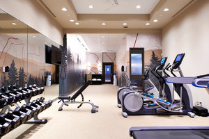 Fitness/ Exercise Room - Kimpton RiverPlace Hotel Portland