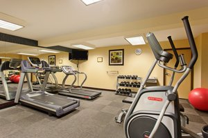 Fitness/ Exercise Room - Holiday Inn Seattle