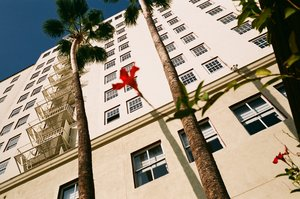 Exterior view - Hollywood Roosevelt Hotel Hollywood