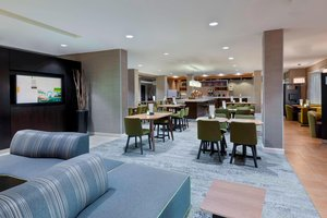 Lobby - Courtyard by Marriott Hotel Downtown Tampa