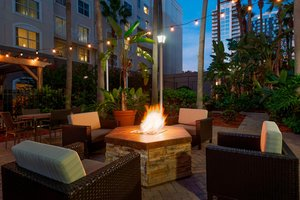 Exterior view - Courtyard by Marriott Hotel Downtown Tampa