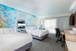 Room - Courtyard by Marriott Hotel Downtown Tampa