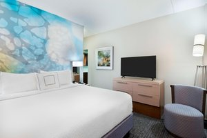 Suite - Courtyard by Marriott Hotel Downtown Tampa
