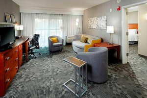 Suite - Courtyard by Marriott Hotel Stow