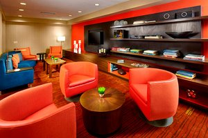 Lobby - Courtyard by Marriott Hotel Stow