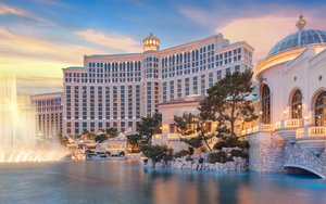 Exterior view - Bellagio Hotel Las Vegas by Leading Hotels of the World