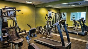 Fitness/ Exercise Room - Holiday Inn Express La Plata