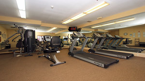 Fitness/ Exercise Room - Candlewood Suites Airport Kansas City