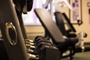 Fitness/ Exercise Room - Candlewood Suites North Syracuse
