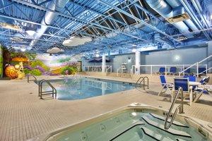 Pool - Holiday Inn Airport Polo Park Winnipeg
