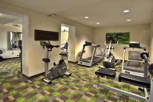Fitness/ Exercise Room - Holiday Inn Airport Polo Park Winnipeg