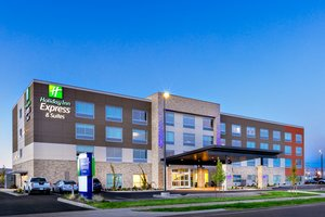 Exterior view - Holiday Inn Express Hotel & Suites Union Gap