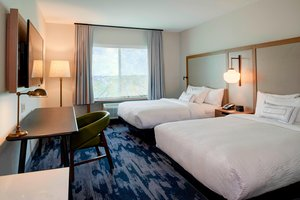 Room - Fairfield Inn & Suites by Marriott Columbus