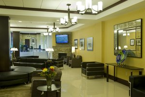 Lobby - Holiday Inn Johnstown