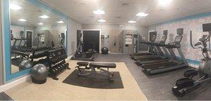 Fitness/ Exercise Room - Crowne Plaza Hotel Orlando