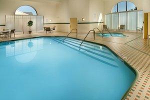 Pool - Holiday Inn Express Hotel & Suites Manassas