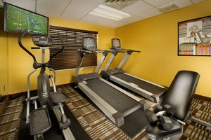 Fitness/ Exercise Room - Holiday Inn Express Hotel & Suites Manassas