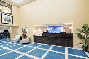 Lobby - Holiday Inn Express Pocomoke City
