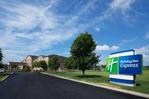 Exterior view - Holiday Inn Express Pocomoke City