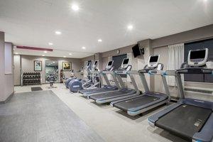 Fitness/ Exercise Room - Crowne Plaza Hotel Danbury