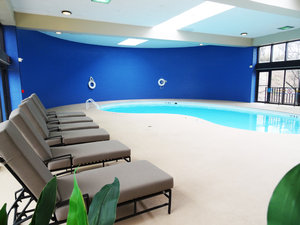 Pool - Crowne Plaza Hotel Danbury