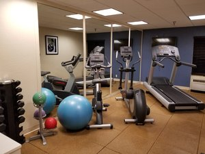 Fitness/ Exercise Room - Holiday Inn Express Hunt Valley