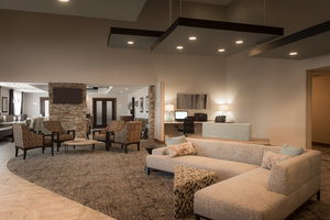 Lobby - Holiday Inn Express Le Claire