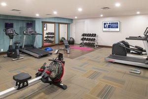 Fitness/ Exercise Room - Holiday Inn Express & Suites Bayer's Lake Halifax