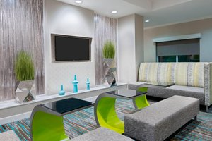 Lobby - Residence Inn by Marriott Downtown Tampa