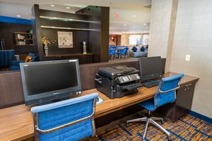 Conference Area - Courtyard by Marriott Hotel Kingston