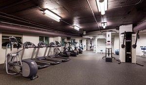 Fitness/ Exercise Room - River's Edge Hotel Portland