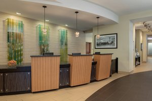 Lobby - SpringHill Suites by Marriott Downtown Seattle