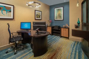 Conference Area - SpringHill Suites by Marriott Downtown Seattle