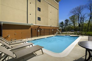 Pool - Holiday Inn Express Hyattsville