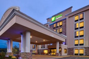 Exterior view - Holiday Inn Express Wilkes-Barre