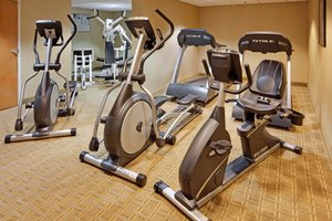 Fitness/ Exercise Room - Holiday Inn Express Wilkes-Barre