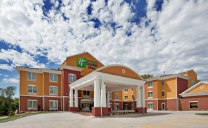 Exterior view - Holiday Inn Express Hotel & Suites I-435 Kansas City