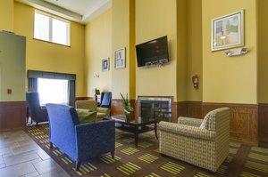 Lobby - Holiday Inn Express Hotel & Suites I-435 Kansas City