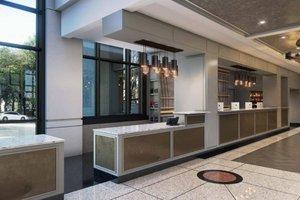 Lobby - Marriott Suites Bethesda