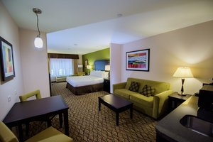 Room - Holiday Inn Express Hotel & Suites South Tulsa