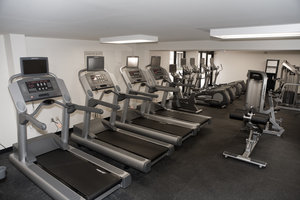 Fitness/ Exercise Room - Crowne Plaza Hotel Kenner