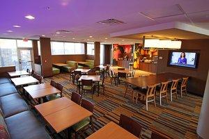 Restaurant - Fairfield Inn & Suites by Marriott London
