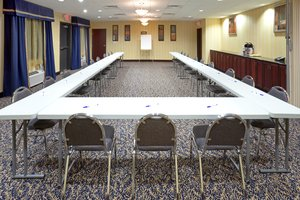 Meeting Facilities - Holiday Inn Express Hotel & Suites Lubbock