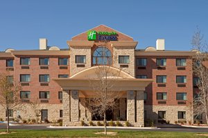 Exterior view - Holiday Inn Express Hotel & Suites Lubbock