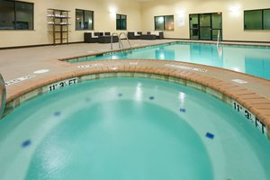 Pool - Holiday Inn Express Hotel & Suites Lubbock