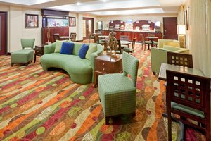 Restaurant - Holiday Inn Express Hotel & Suites Lubbock